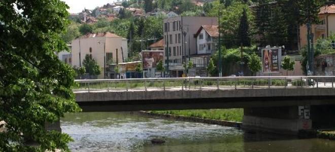Мост «Ромео и Джульетты» — Сараево