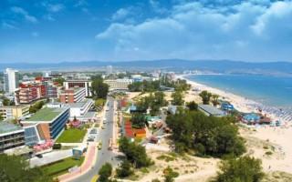 Город Бургас — Болгария
