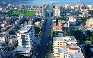 Город Влёра — Албания