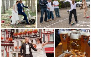 Немецкая свадьба: традиции, организация, церемония