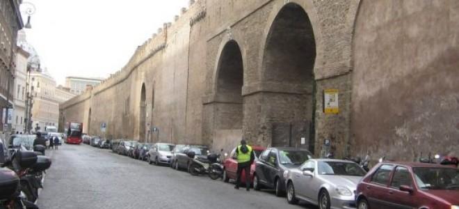 Пассетто — Ватикан
