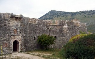 Крепость Порто-палермо, Албания
