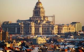 Дворец юстиции в Брюсселе — Бельгия