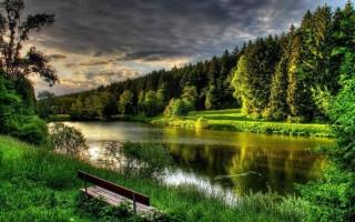Природа Германии: заповедники и парки страны