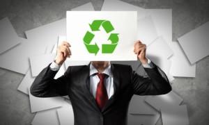 Сортировка и переработка бытовых отходов в Германии