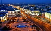 Город Минск — столица Белоруссии