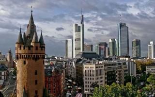 Достопримечатльности Франкфурта-на-Майне: храмы, соборы и мечети