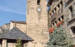 Церковь Св.Корнелия в Ордино — Андорра