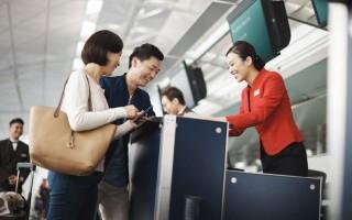 Как пройти регистрацию на рейс Air China