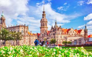 Дрезденский замок-резиденция: многовековая история дворца