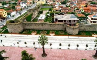Город Эльбасан — Албания