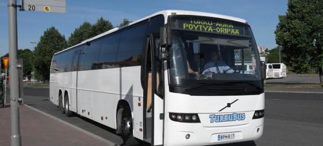 Как работает автобусное сообщение в Финляндии