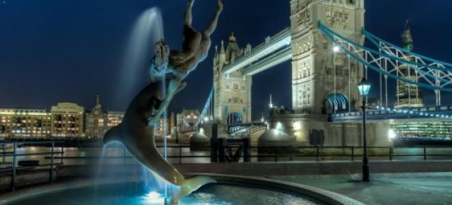 Тауэрский мост — Лондон