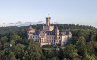 Неоготическая жемчужина Германии – замок Мариенбург