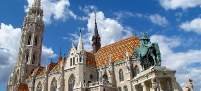 Церковь Святого Матьяша — Будапешт