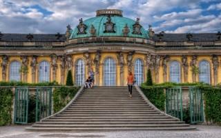 Дворец Сан-Суси в Потсдаме – история создания