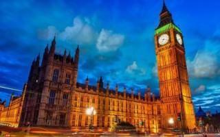 Биг-Бен — Лондон