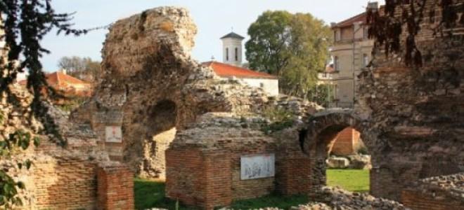 Римские термы — Варна