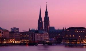 Город Гамбург ‒ Германия