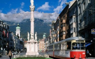 Местный транспорт Австрии