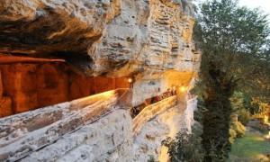 Скальный монастырь Аладжа — Болгарская Ривьера