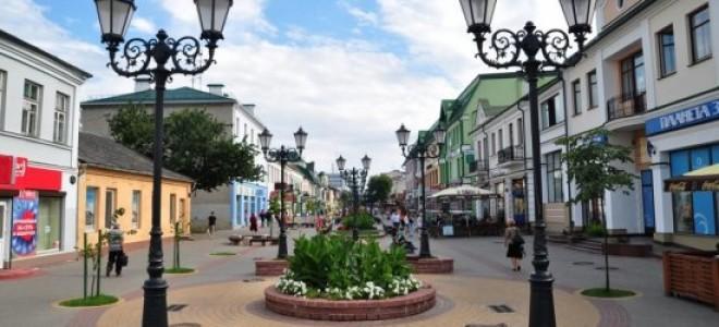 Город Брест — Белоруссия