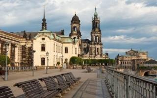 Известные храмы, соборы и мечети в Дрездене