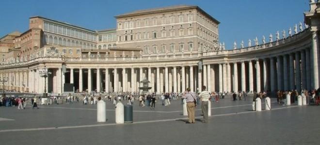 Ватиканский дворец (Папский дворец) — Ватикан