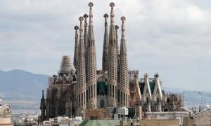 Собор Саграда Фамилия (Святого Семейства) ‒ Барселона