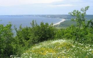 Природный парк «Золотые пески» — Болгария