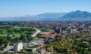 Город Шкодер — Албания