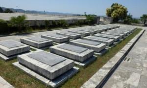 Кладбище Мучеников в Тиране — Албания