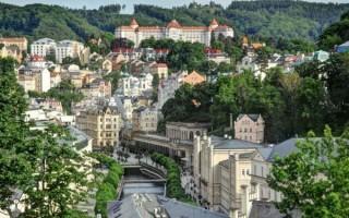 Карловы Вары для туристов — интересные достопримечательности и культура города