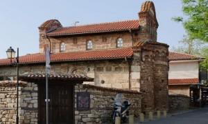 Церковь Святого Стефана в Несебре