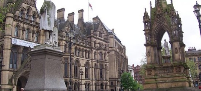 Город Манчестер — Англия