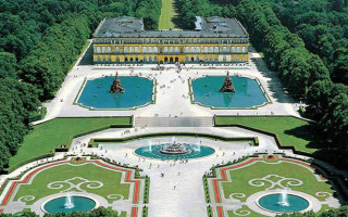 Замок Херренкимзее – Версаль в сердце Баварии