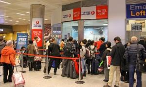 Как зарегистрироваться на рейс авиакомпании Turkish Airlines