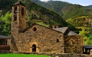 Церковь святого Мартина Кортинадского — Вальнорд, Андорра