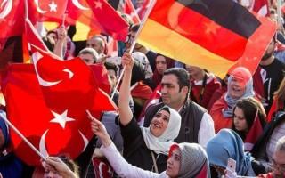 Турецкое общество в Германии
