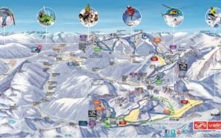 Лыжные станции Пал и Аринсал — Вальнорд, Андорра
