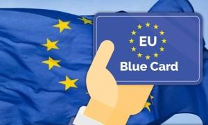 Что такое Blue card в Европе