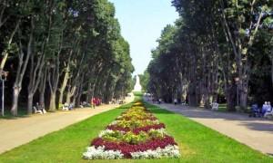 """Парк """"Морска Градина"""" — Варна"""