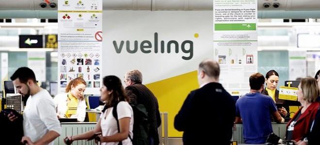 Если задержан или отменен рейс Vueling Airline