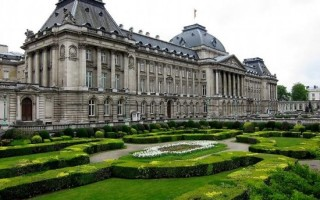 Королевский дворец — Брюссель, Бельгия