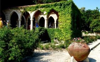 Ботанический сад Балчика, Болгарская Ривьера
