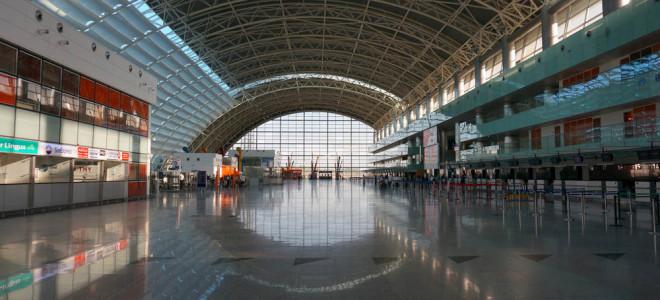 Международные аэропорты в Турции