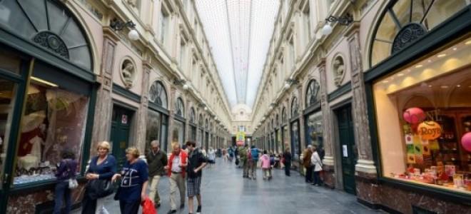 Королевские галереи Святого Юбера, Брюссель