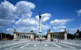 Площадь Героев — Будапешт, Венгрия
