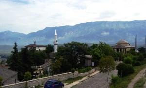 Город Гирокастра — Албания