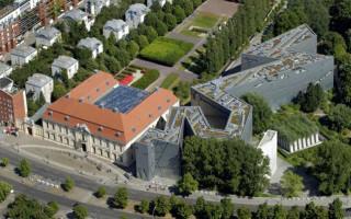 История и экспонаты Еврейского музея в Берлине